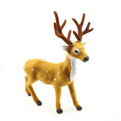 Merry Christmas Creative Gift Elk Plush Pendant