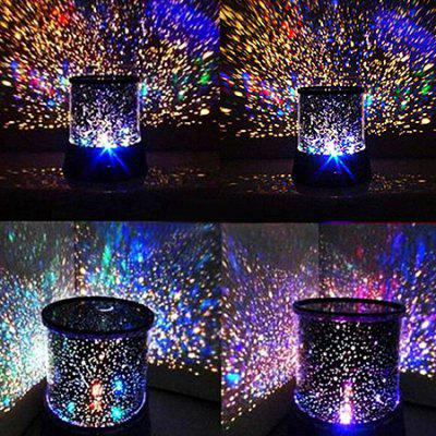 LED Star Projector Light for Home Party Decoration