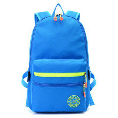 TANLUHU TG678 Simple Waterproof Anti-slip Backpack