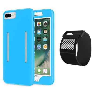 2-in-1 Smartphone Sports Armband with Protective Cover CaseiPhone Cases/Covers<br>2-in-1 Smartphone Sports Armband with Protective Cover Case<br><br>Features: Sports and Outdoors<br>Material: Nylon, Silicone<br>Package Contents: 1 x Armband with Protective Cover Case<br>Package size (L x W x H): 19.80 x 11.30 x 1.00 cm / 7.8 x 4.45 x 0.39 inches<br>Package weight: 0.0680 kg<br>Product size (L x W x H): 37.00 x 14.60 x 1.00 cm / 14.57 x 5.75 x 0.39 inches<br>Product weight: 0.0580 kg<br>Style: Cool