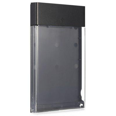 23S92 - RTK 2.5 inch SATA Hard Disk Drive External Enclosure Case