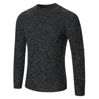 Simple Slim Fit Sweater