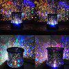 LED Star Projector Light for Home Party Decoration - BLACK