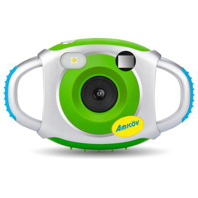 Amkov CD – FP Creative Digital Camera for Kids-GREEN? Coupon Code and Review 2017