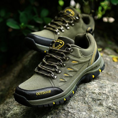 Male Ultralight Breathable Soft Hiking Sports Athletic ShoesAthletic Shoes<br>Male Ultralight Breathable Soft Hiking Sports Athletic Shoes<br><br>Closure Type: Lace-Up<br>Contents: 1 x Pair of Shoes, 1 x Box, 1 x Dustproof Paper<br>Decoration: Split Joint<br>Function: Slip Resistant<br>Materials: Suede, Rubber<br>Occasion: Sports, Shopping, Riding, Outdoor Clothing, Basketball, Running, Casual, Daily, Holiday<br>Outsole Material: Rubber<br>Package Size ( L x W x H ): 33.00 x 24.00 x 13.00 cm / 12.99 x 9.45 x 5.12 inches<br>Package Weights: 1.00kg<br>Pattern Type: Solid<br>Seasons: Autumn,Spring<br>Style: Modern, Leisure, Fashion, Comfortable, Casual<br>Toe Shape: Round Toe<br>Type: Hiking Shoes<br>Upper Material: Suede