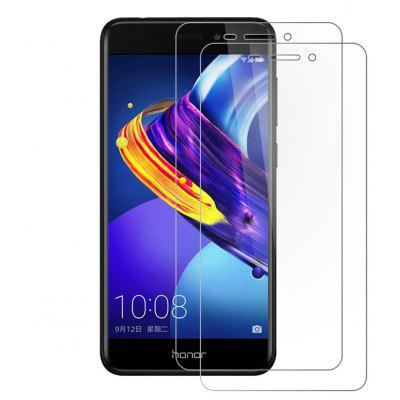 Buy TRANSPARENT Naxtop Screen Film for HUAWEI Honor V9 Play 2pcs for $5.06 in GearBest store