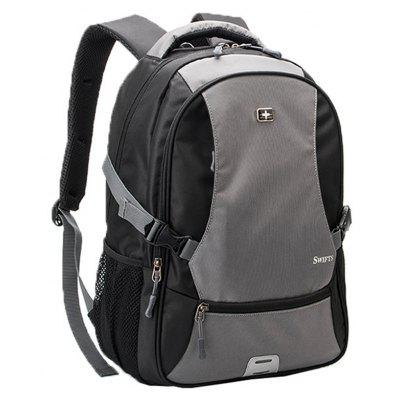 Water-resistant Large Capacity Backpack with USB Port
