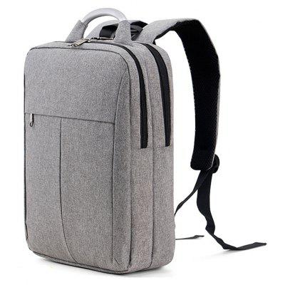 Durable Canvas Large Capacity Laptop Backpack