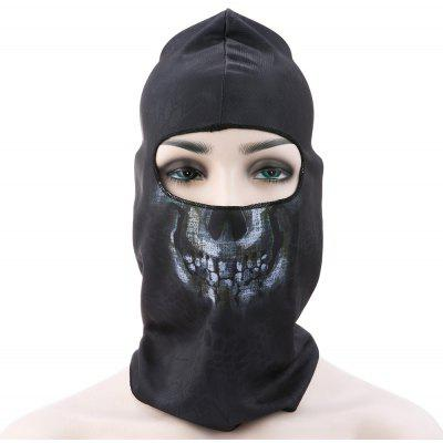 Buy ACU CAMOUFLAGE TYPHON Breathable Cycling Patterned Full Face Cover Protective Mask for $5.69 in GearBest store