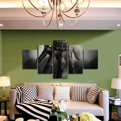 God Painting Modern Prints Hand Hanging Wall Art 5PCSPrints<br>God Painting Modern Prints Hand Hanging Wall Art 5PCS<br><br>Brand: God Painting<br>Craft: Print<br>Form: Five Panels<br>Material: Canvas<br>Package Contents: 5 x Print<br>Package size (L x W x H): 42.00 x 6.00 x 6.00 cm / 16.54 x 2.36 x 2.36 inches<br>Package weight: 0.4000 kg<br>Painting: Without Inner Frame<br>Product weight: 0.3600 kg<br>Shape: Vertical<br>Style: Modern<br>Subjects: Others<br>Suitable Space: Living Room