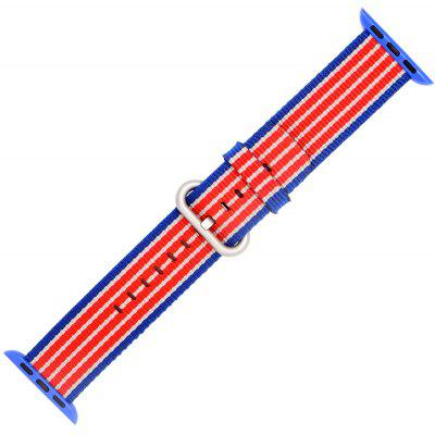 Exquisite Nylon Watchband for 42mm Apple Watch