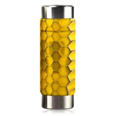 Buy YELLOW Original WISMEC Reuleaux RX Machina Mech Mod for $32.40 in GearBest store