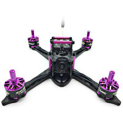 HGLRC XJB - 145 145mm Micro FPV Racing Drone - PNPBrushless FPV Racer<br>HGLRC XJB - 145 145mm Micro FPV Racing Drone - PNP<br><br>Burst Current: 4 x 35A<br>Firmware: BLHeli-S<br>Flight Controller Type: F4<br>Functions: Multishot, DShot150, Oneshot125, Oneshot42, DShot300, DShot600<br>Input Voltage: 2 - 4S<br>KV: 3600<br>Model: HF1407<br>Motor Type: Brushless Motor<br>Package Contents: 1 x Drone, 4 x Propeller<br>Package size (L x W x H): 17.50 x 9.50 x 11.50 cm / 6.89 x 3.74 x 4.53 inches<br>Package weight: 0.4080 kg<br>Product size (L x W x H): 12.70 x 10.90 x 5.00 cm / 5 x 4.29 x 1.97 inches<br>Product weight: 0.1200 kg<br>Sensor: CCD<br>Type: Frame Kit<br>Version: PNP<br>Video Resolution: 600TVL ( horizontal )<br>Video Standards: PAL
