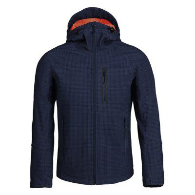 Xiaomi Men Combined Fabric Breathable Thermal Coat в магазине GearBest
