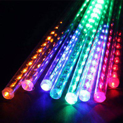 JIAWEN 20CM 8-tube Waterproof Meteor Light AC 100 - 240V