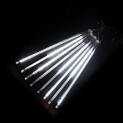 JIAWEN 30CM 8-tube Waterproof Meteor Light AC 100 - 240V