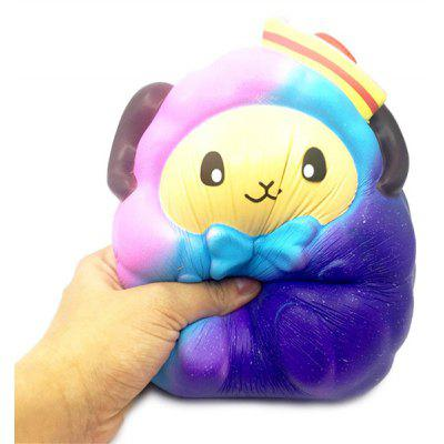 Squishy Slow Rising Stress Relief Toy Cute Sheep Design