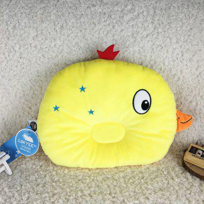 Head-shaping Pillow with Cute Animals Style for Baby