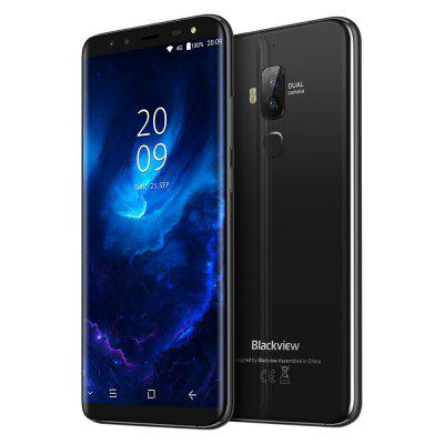 Blackview S8 4G PhabletCell phones<br>Blackview S8 4G Phablet<br><br>2G: GSM 1800MHz,GSM 1900MHz,GSM 850MHz,GSM 900MHz<br>3G: WCDMA B1 2100MHz,WCDMA B8 900MHz<br>4G LTE: FDD B1 2100MHz,FDD B20 800MHz,FDD B3 1800MHz,FDD B7 2600MHz,FDD B8 900MHz<br>Additional Features: MP3, GPS, 3G, 4G, Alarm, Bluetooth, WiFi, Browser, Fingerprint Unlocking, Fingerprint recognition, E-book, Calculator, MP4, People, Camera, Calendar, WiFi<br>Back-camera: 13.0MP + 0.3MP<br>Battery Capacity (mAh): 3180mAh, 3180mAh<br>Battery Type: Lithium-ion Polymer Battery, Non-removable, Non-removable, Lithium-ion Polymer Battery<br>Bluetooth Version: V4.0<br>Brand: Blackview<br>Camera type: Dual Rear Cameras + Dual Front Cameras<br>Cell Phone: 1, 1<br>Cores: 1.5GHz, Octa Core<br>CPU: MTK6750V<br>Earphones: 1, 1<br>Earphones Adapter: 1, 1<br>English Manual: 1, 1<br>External Memory: TF card up to 128GB (not included)<br>Front camera: 8.0MP ( SW 13.0MP ) + 0.3MP<br>Games: Android APK<br>Google Play Store: Yes<br>GPU: Mali T860MP2<br>I/O Interface: 3.5mm Audio Out Port, 1 x Nano SIM Card Slot, Micophone, Speaker, TF/Micro SD Card Slot, 1 x Micro SIM Card Slot<br>Language: English,Russian,German,French,Spanish,Polish,Portuguese,Italian,Norwegian<br>Music format: MP4, MP3<br>Network type: FDD-LTE,GSM,WCDMA<br>OS: Android 7.0<br>OTG Cable: 1, 1<br>Package size: 18.50 x 18.50 x 3.30 cm / 7.28 x 7.28 x 1.3 inches, 18.50 x 18.50 x 3.30 cm / 7.28 x 7.28 x 1.3 inches<br>Package weight: 0.5210 kg, 0.5210 kg<br>Picture format: PNG, GIF, JPEG, JPG, BMP<br>Power Adapter: 1, 1<br>Product size: 15.40 x 7.19 x 0.85 cm / 6.06 x 2.83 x 0.33 inches, 15.40 x 7.19 x 0.85 cm / 6.06 x 2.83 x 0.33 inches<br>Product weight: 0.1905 kg, 0.1905 kg<br>RAM: 4GB RAM<br>ROM: 64GB<br>Screen Protector: 1, 1<br>Screen resolution: 1440 x 720<br>Screen size: 5.7 inch<br>Screen type: Capacitive<br>Sensor: Ambient Light Sensor,Gravity Sensor,Proximity Sensor<br>Service Provider: Unlocked<br>SIM Card Slot: Dual Standby, Dual SIM<br>SIM Card Type: Nano SIM Card, Micro SIM Card<br>Type: 4G Phablet<br>USB Cable: 1, 1<br>Video format: 3GP, AVI, FLV, H.263, H.264, M4V, MKV, MP4, MPEG4, WMV<br>WIFI: 802.11a/b/g/n wireless internet<br>Wireless Connectivity: 4G, 3G, GPS, WiFi, GSM, Bluetooth