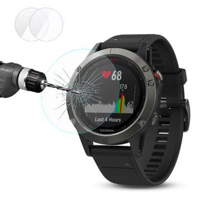 Hat - Prince Smart Watch Tempered Glass Protector Film 2PCSSmart Watch Accessories<br>Hat - Prince Smart Watch Tempered Glass Protector Film 2PCS<br><br>Brand: Hat-Prince<br>Material: Tempered Glass<br>Package Contents: 2 x Tempered Glass Film, 2 x Dust Absorber, 2 x Wet Wipe, 2 x Dry Wipe<br>Package size: 8.40 x 6.10 x 1.10 cm / 3.31 x 2.4 x 0.43 inches<br>Package weight: 0.0200 kg<br>Product size: 3.70 x 3.70 x 0.02 cm / 1.46 x 1.46 x 0.01 inches<br>Product weight: 0.0020 kg
