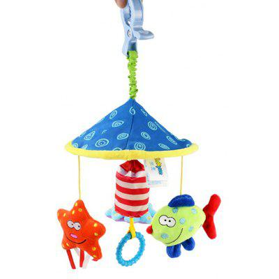 Baby Rattle Toys Wind Chime Hanging Bell