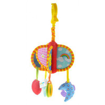 Baby Rattle Toys Hanging Bell Wind Chime