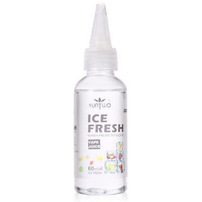 Yuntwo Ice Fresh Cool Strawberry E-liquid