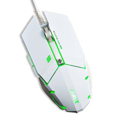 Ajazz GTC Wired Gaming Mouse with LED Light A5050 EngineMouse<br>Ajazz GTC Wired Gaming Mouse with LED Light A5050 Engine<br><br>Brand: Ajazz<br>Cable Length (m): 1.7m<br>Coding Supported: Yes<br>Connection: Wired<br>Connection Type: USB Wired<br>DPI Adjustment: Support<br>Interface: USB 2.0<br>Material: ABS<br>Model: GTC<br>Mouse Macro Express Supported: Yes<br>Package Contents: 1 x Ajazz GTC Wired Gaming Mouse<br>Package size (L x W x H): 14.20 x 10.10 x 5.00 cm / 5.59 x 3.98 x 1.97 inches<br>Package weight: 0.1900 kg<br>Power Supply: USB Port<br>Product size (L x W x H): 12.58 x 6.38 x 3.90 cm / 4.95 x 2.51 x 1.54 inches<br>Product weight: 0.1390 kg<br>Resolution: 1000DPI,1500DPI,2000DPI,500DPI<br>Type: Mouse