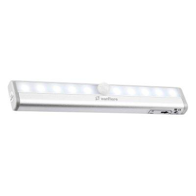 zanflare BL - 8119 Set of 3 Cabinet LightLED Tubes<br>zanflare BL - 8119 Set of 3 Cabinet Light<br><br>Brand: zanflare<br>Package Contents: 3 x Cabinet Light, 1 x English Instruction Manual<br>Package size (L x W x H): 21.60 x 9.30 x 4.30 cm / 8.5 x 3.66 x 1.69 inches<br>Package weight: 0.3500 kg<br>Product size (L x W x H): 19.00 x 3.00 x 1.50 cm / 7.48 x 1.18 x 0.59 inches<br>Product weight: 0.3000 kg