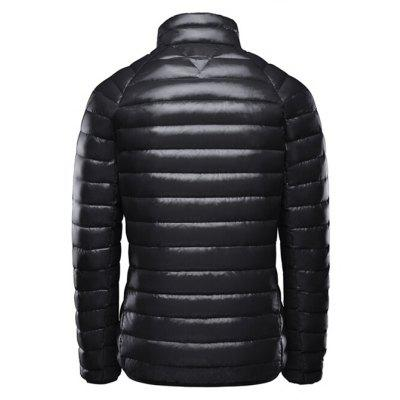 Xiaomi Women Lightweight Thermal Stand Collar Down JacketJackets &amp; Coats<br>Xiaomi Women Lightweight Thermal Stand Collar Down Jacket<br><br>Brand: Xiaomi<br>Materials: Nylon<br>Package Content: 1 x Down Jacket<br>Package Dimension: 38.00 x 35.00 x 4.00 cm / 14.96 x 13.78 x 1.57 inches<br>Package weight: 0.3500 kg<br>Product weight: 0.3200 kg<br>Type: Jacket