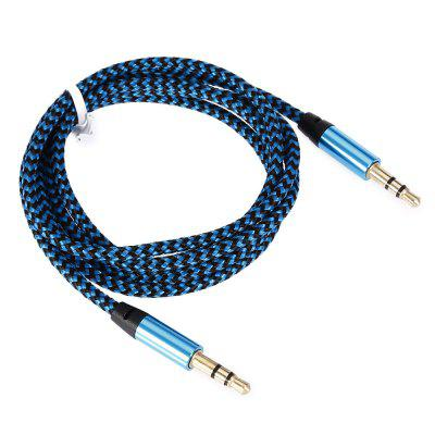 C05 1.03m 3.5mm Macho a 3.5mm Macho Cable de Audio Trenzado