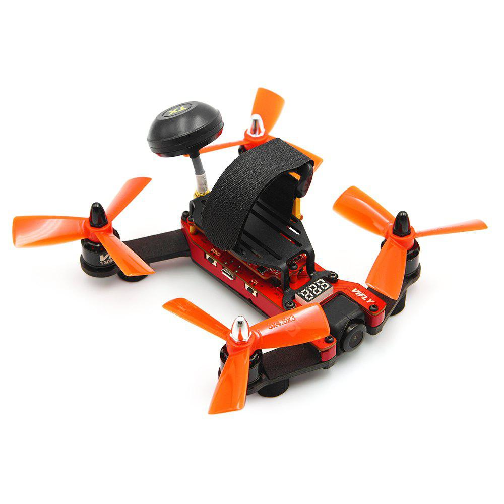 VIFLY R130 130mm Brushless FPV Racing Drone - BNF