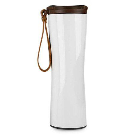 Portable Intelligent Thermal Vacuum Water Bottle van xiaomi youpin - GREY - Actie begint met 11.07. 10: 00