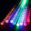 JIAWEN 20CM 8-tube Waterproof Meteor Light AC 100 - 240V - RGB