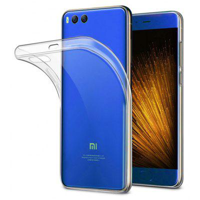 LEEHUR Slim TPU Soft Rear Case for Xiaomi Mi Note 3