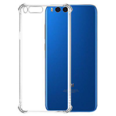 LEEHUR Slim TPU Protective Case for Xiaomi Mi Note 3