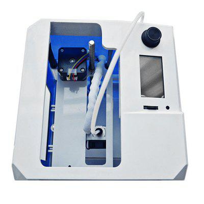 Aladdinbox SkyCube Desktop 3D Printer3D Printers, 3D Printer Kits<br>Aladdinbox SkyCube Desktop 3D Printer<br><br>Brand: Aladdinbox<br>File format: STL, G-code<br>Host computer software: Cura,Repetier-Host<br>Layer thickness: 0.1-0.4mm<br>LCD Screen: Yes<br>Material diameter: 1.75mm<br>Memory card offline print: TF card<br>Model: SkyCube<br>Nozzle diameter: 0.4mm<br>Nozzle quantity: Single<br>Package size: 25.00 x 25.00 x 36.80 cm / 9.84 x 9.84 x 14.49 inches<br>Package weight: 4.5000 kg<br>Packing Contents: 1 x 3D Printer Kit<br>Packing Type: Assembled packing<br>Print speed: 20 - 70mm/s<br>Product forming size: 110 x 110 x 125mm<br>Product size: 19.50 x 21.00 x 27.50 cm / 7.68 x 8.27 x 10.83 inches<br>Product weight: 4.3000 kg<br>Supporting material: PLA<br>System support: Mac, Linux,  Windows<br>Type: Complete Machine<br>Voltage: 110-240V<br>Working Power: 72W