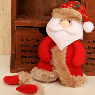 Merry Christmas Creative Decorative Pendant Doll