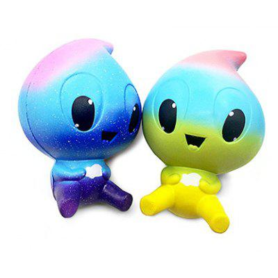 PU Slow Rising Squishy Toy with Cartoon Style 1PC