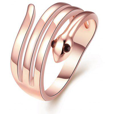 Creative Fashion Snake Design Ring