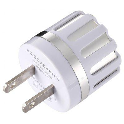 Portable Travel Power Supply Adapter Wall Charger 5V 2A