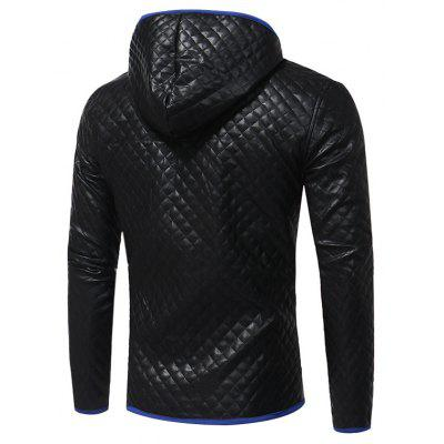 Male Zip Up Casual PU Leather Biker JacketMens Jackets &amp; Coats<br>Male Zip Up Casual PU Leather Biker Jacket<br><br>Closure Type: Zipper<br>Clothes Type: Jackets<br>Embellishment: Stitching<br>Materials: Polyester, PU<br>Occasion: Daily Use<br>Package Content: 1 x Jacket<br>Package Dimension: 50.00 x 40.00 x 4.00 cm / 19.69 x 15.75 x 1.57 inches<br>Package weight: 0.9200 kg<br>Pattern Type: Solid<br>Product weight: 0.9000 kg<br>Seasons: Autumn<br>Shirt Length: Regular<br>Sleeve Length: Long Sleeves<br>Style: Fashion<br>Thickness: Medium thickness