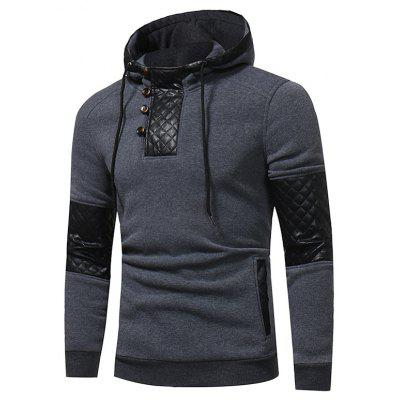 Male Trendy Unique Loose Hoodie