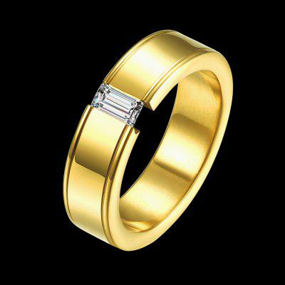 Simple Male Business RingRings<br>Simple Male Business Ring<br><br>Package Contents: 1 x Ring<br>Package size (L x W x H): 6.00 x 6.00 x 4.00 cm / 2.36 x 2.36 x 1.57 inches<br>Package weight: 0.0260 kg<br>Product weight: 0.0060 kg<br>Style: Casual<br>Type: Rings