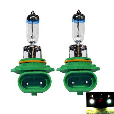 9006 Car Halogen Headlight with Warm White Light 12V 2PCSCar Lights<br>9006 Car Halogen Headlight with Warm White Light 12V 2PCS<br><br>Apply lamp position: External Lights<br>Apply To Car Brand: Universal<br>Color temperatures: 4300K<br>Connector: 9006<br>Emitting color: Warm White<br>Feature: Easy to use<br>Lumens: 2800lm<br>Package Contents: 1 x Pair of Headlight<br>Package size (L x W x H): 11.30 x 12.00 x 4.80 cm / 4.45 x 4.72 x 1.89 inches<br>Package weight: 0.1130 kg<br>Power: 55W<br>Product size (L x W x H): 6.80 x 4.80 x 3.50 cm / 2.68 x 1.89 x 1.38 inches<br>Product weight: 0.0360 kg<br>Type: Headlights<br>Type of lamp-house: Halogen<br>Voltage: 12V
