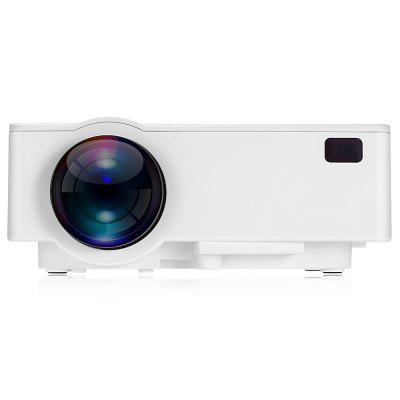 Alfawise A8 Smart Projectorprojectors<br>Alfawise A8 Smart Projector<br><br>3D: No<br>Aspect Ratio: 1.2?1<br>Audio Formats: AC3, MP3,  WMA,  AAC,  M4A<br>Bluetooth: Bluetooth 4.0<br>Brand: Alfawise<br>Brightness: 1800 Lumens<br>Built-in Speaker: Yes<br>Compatible with: Xbox, Sony PS4<br>Contrast Ratio: 1000:1<br>Display type: LCD<br>DVB-T Supported: No<br>External Subtitle Supported: Yes<br>Features: Wireless, Home Theater, HD, 1080P<br>Function: Bluetooth, Speaker, WiFi<br>Image Scale: 16:9,4:3<br>Image Size: 30 - 100 inch<br>Interface: VGA, USB, AV, 3.5mm Audio, HDMI, DC<br>Lamp: LED<br>Lamp Life: 20000 Hours<br>Lamp Power: 12W<br>Model: A8<br>Native Resolution: 854 x 480<br>Noise (dB): 32dB<br>Package Contents: 1 x Smart Projector, 1 x HDMI Cable, 1 x Remote Control, 1 x Power Adapter, 1 x English User Manual<br>Package size (L x W x H): 26.00 x 25.00 x 12.00 cm / 10.24 x 9.84 x 4.72 inches<br>Package weight: 1.2500 kg<br>Picture Formats: PNG,  BMP,  GIF,  GIF,  JPEG, JPG<br>Power Supply: 110 - 240V/50 - 60Hz<br>Product size (L x W x H): 20.50 x 15.00 x 5.50 cm / 8.07 x 5.91 x 2.17 inches<br>Product weight: 0.9570 kg<br>Projection Distance: 0.9 - 3m<br>Resolution Support: Full HD 1080P<br>Throw Ration: 1.2 : 1<br>Tripod Height: Without<br>Video Formats: MKV,  DAT,  MP4,  VOB,  1080P,  MOV,  TS,  AV, MPG<br>WIFI: 802.11 a/b/g/n/ac