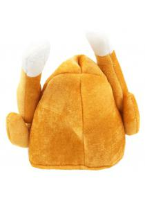 Cute Thanksgiving Turkey Drumsticks Shape Hat