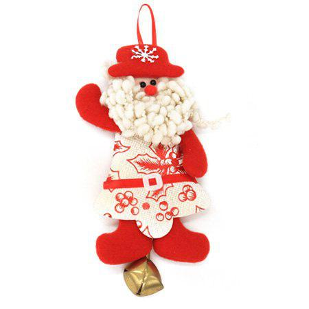 Adorable Christmas Happy Home Decorative Hanging Doll