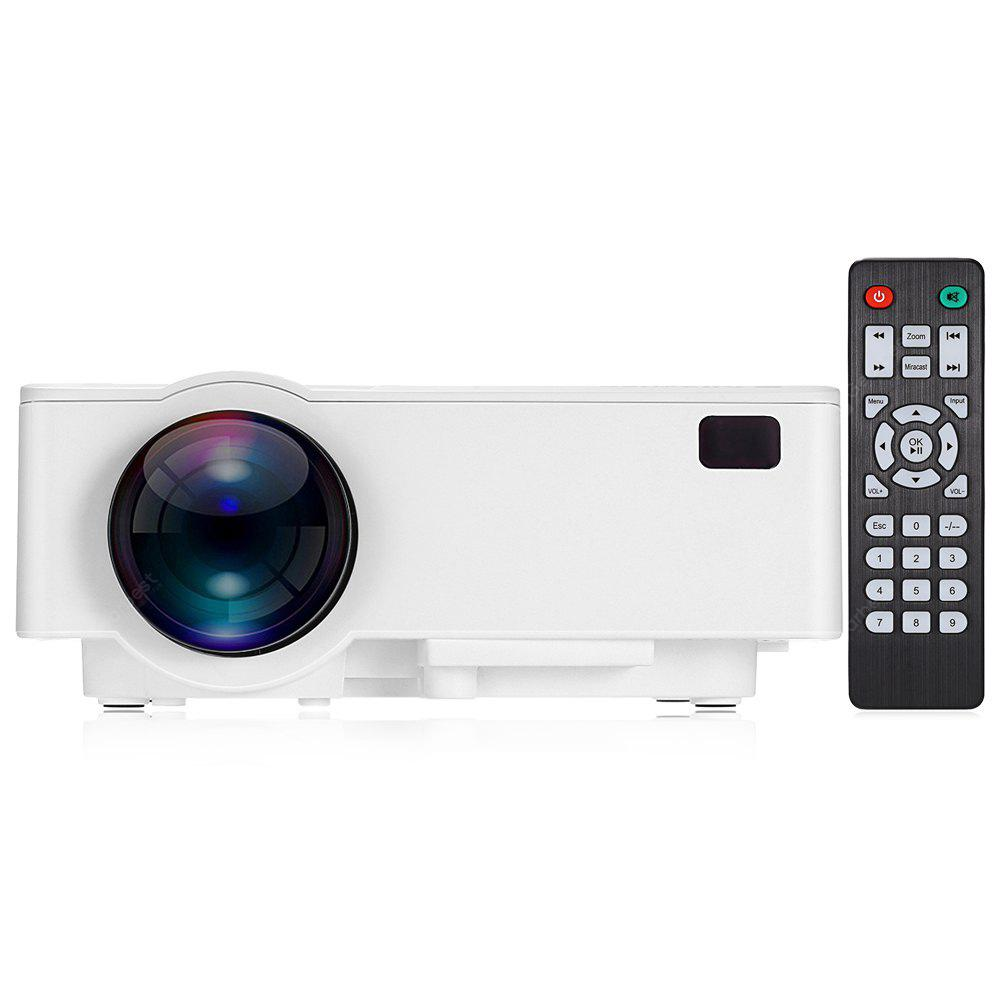 Bons Plans Gearbest Amazon - Alfawise A8 Smart Projector Prises Européen. ANDROID VERSION