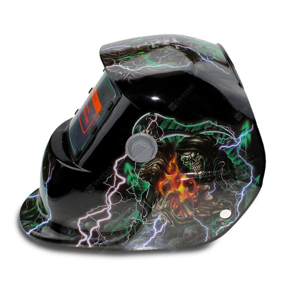 Magician Automatic Darkening Electrical Welding Helmet